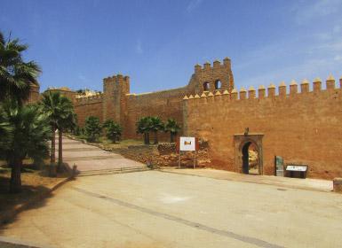 Kasbah Oudaya,Rabat