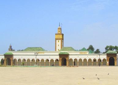 El Palacio Real, Rabat