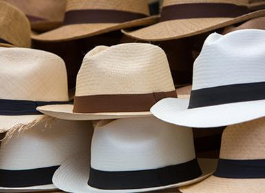 Sombrero de paja toquilla 97ceb6c4893