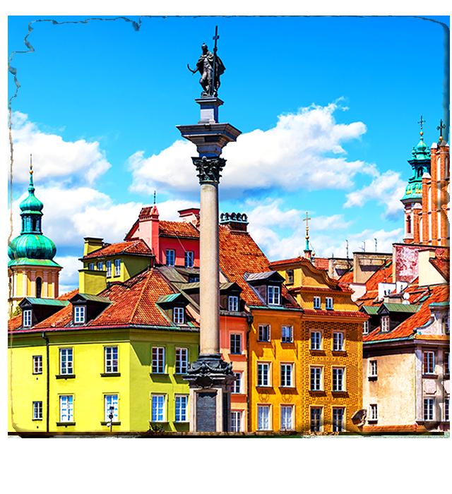 Información sobre vuelos de Cracovia a Varsovia-Chopin