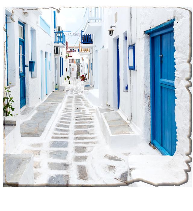 Grecia atenas y mykonos en avi n a tu aire con estancia for Case a mykonos vendita