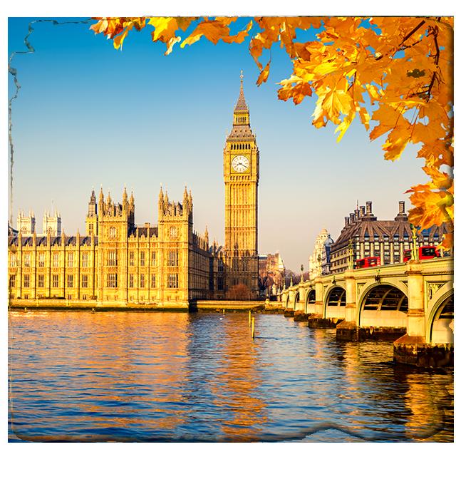 Inglaterra y Sur de Europa: Londres, París y Roma en avión, a tu ...