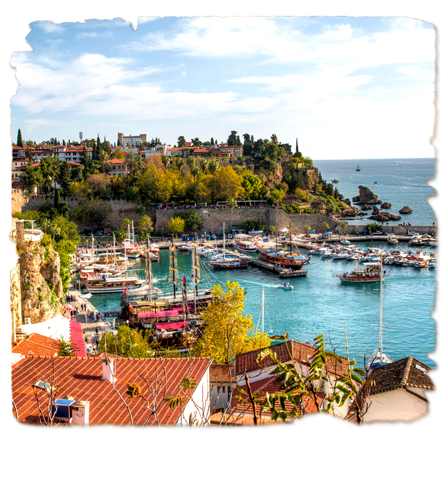 Turqu a estambul y la costa turca antalya a tu aire - Hoteles turquia estambul ...