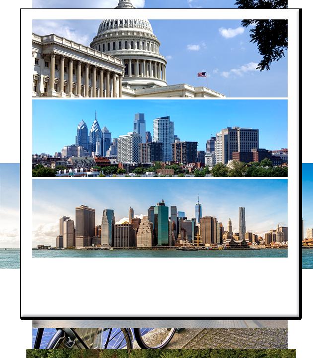 EEUU: Washington, Filadelfia y Nueva York, estancia y circuito ...