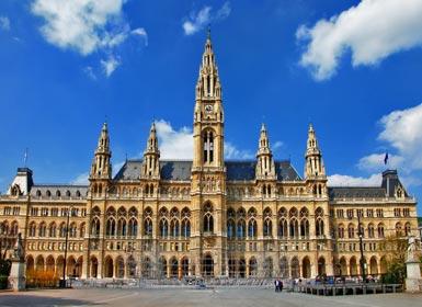Ayuntamiento de Viena (Wiener Rathaus)