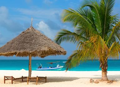 Circuito Zanzibar : Kenia tanzania e islas del Índico: safari en kenia tanzania y