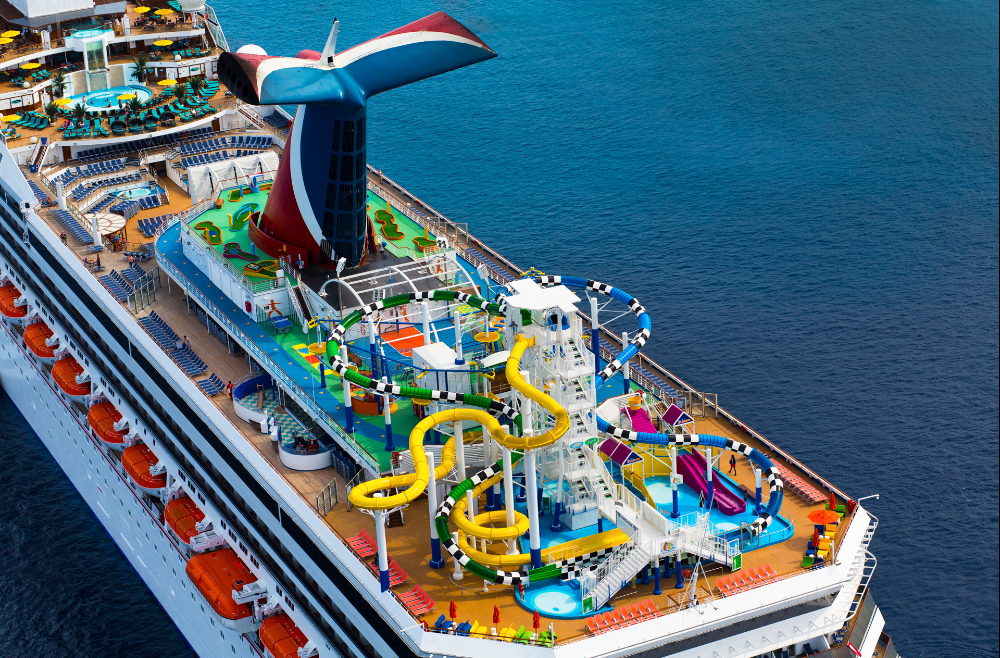 Itinerarios Y Precios Carnival Sunshine Carnival Cruise