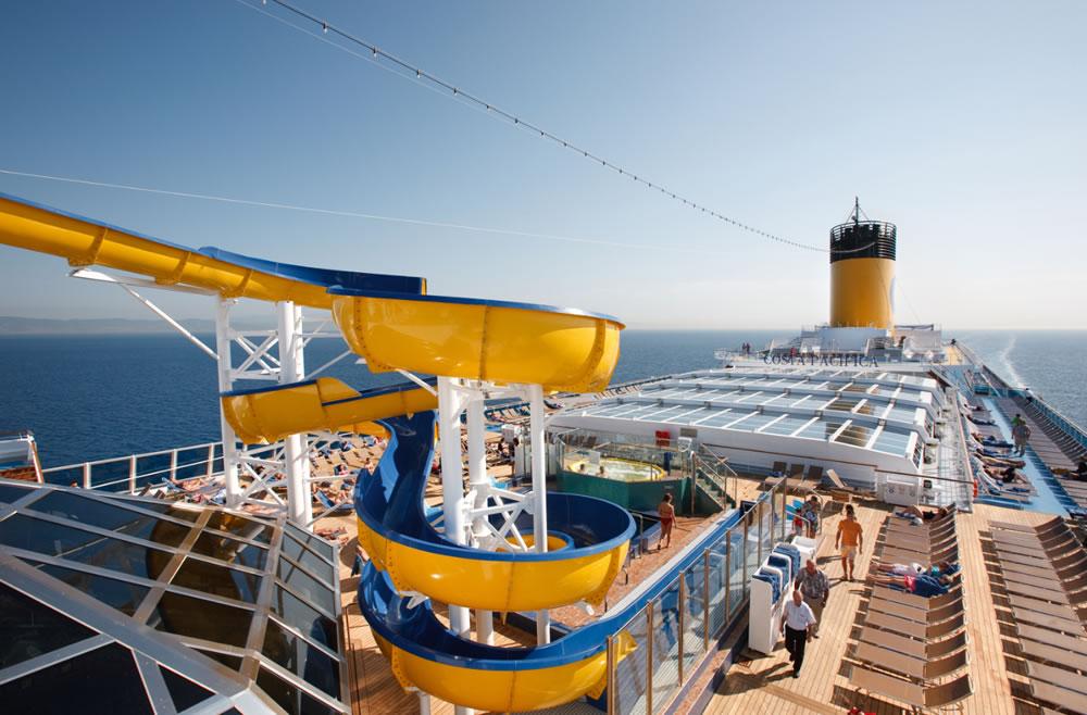Itinerarios y precios costa pacifica costa cruceros for Costa favolosa ponti