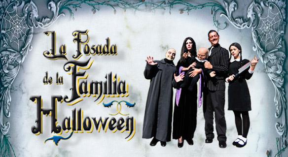 La Posada de la Familia Halloween