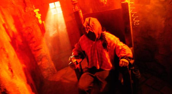 Espectáculo Horror en Penitence