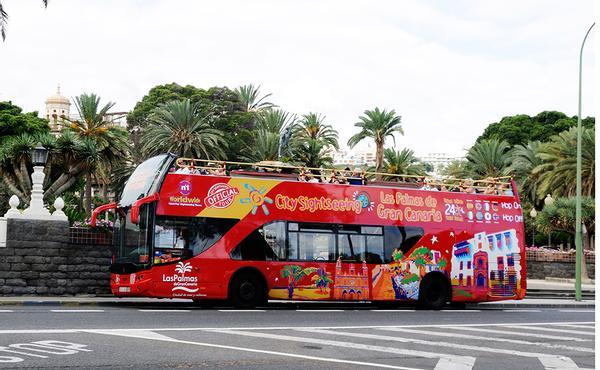 Bus turístico Las Palmas
