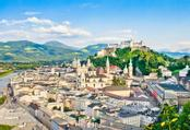 Vuelos Tesalónica Salzburg, SKG - SZG