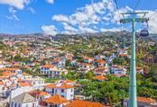 Vuelos Madrid Madeira, MAD - FNC