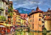 Vuelos Madrid Annecy, MAD - NCY