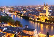 Vuelos Madrid Verona, MAD - VRN