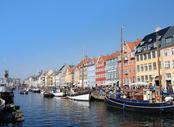 Vuelos baratos Ámsterdam Copenhague, AMS - CPH
