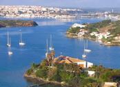 Vuelos baratos Madrid Menorca, MAD - MAH