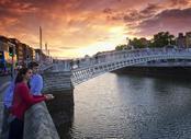 Vuelos baratos Madrid Dublín, MAD - DUB