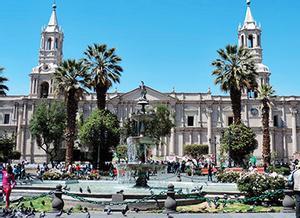 Arequipia: Ciudad Blanca