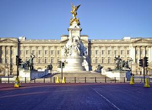 Londres, Inglaterra. Buckingham Palace