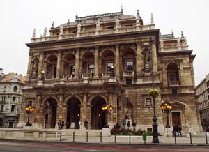 Ópera Nacional de Hungría u Ópera de Budapest (Magyar Állami Operaház)