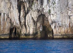 Gruta Azul, Capri