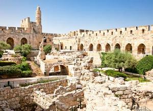 Museo Torre de David, Jerusalén
