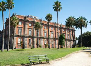 Museo Arqueología, Nápoles