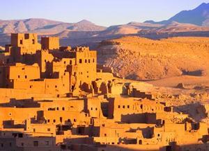 Kasbah Ait Ben Haddou, Ouarzazate