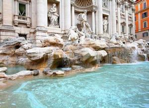 La Fontana di Trevi, Roma