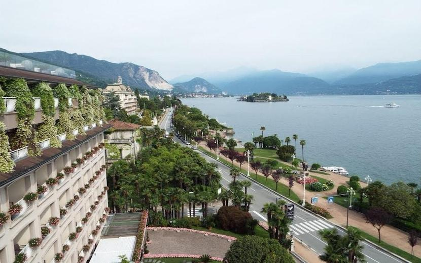 70 STRESA - HOTEL ASTORIA MEZZA PENSIONE
