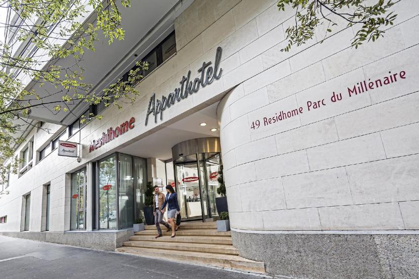 Residhome Courbevoie la Défense
