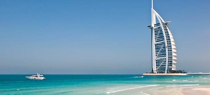 Mejor precio de Barcelona a Dubai