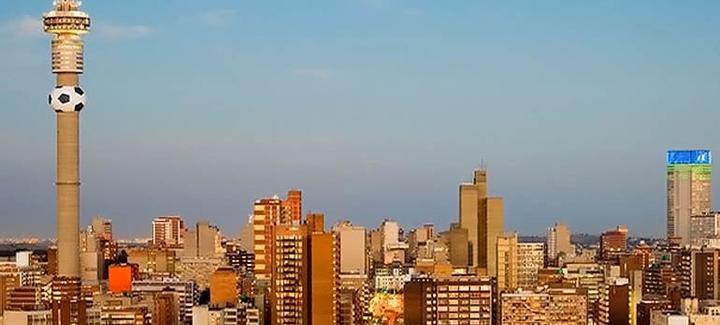 Mejor precio a Johannesburg