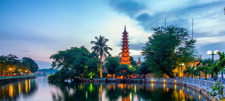 Mejor precio a Hanoi