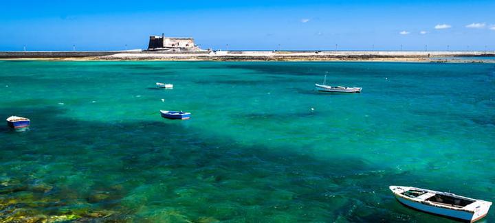 Mejor precio de Gran Canaria a Lanzarote