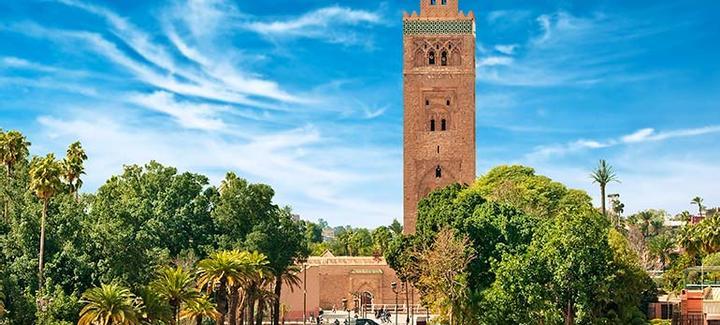 Mejor precio de Tenerife Norte a Marrakech