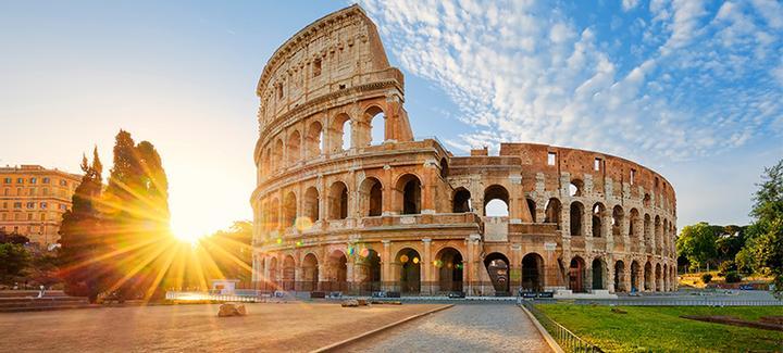 Mejor precio de Ginebra a Roma