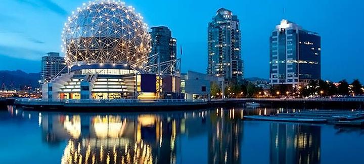 Mejor precio a Vancouver
