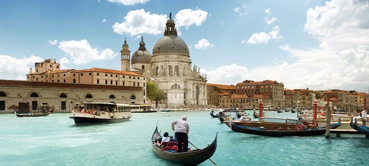 Mejor precio de Alicante a Venecia