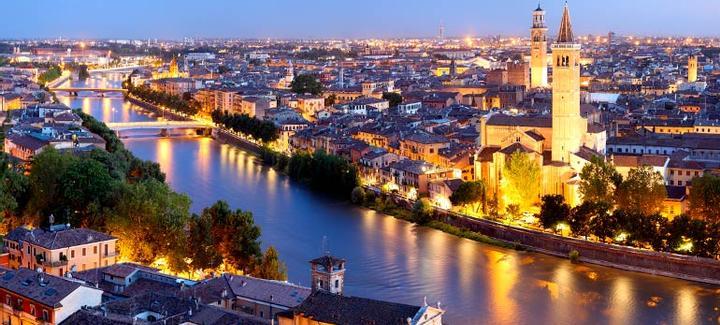 Mejor precio de Barcelona a Verona