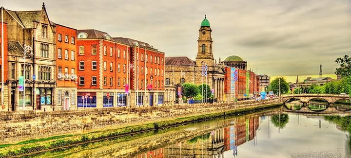 Mejor precio de Girona a Dublín