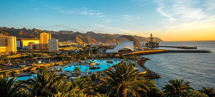 Vuelos baratos a Tenerife