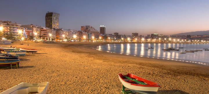 Mejor precio de Bilbao a Gran Canaria