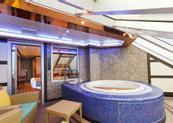 Categoría SG - Samsara Gran Suite con jacuzzi y balcón SG