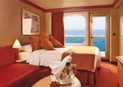 Categoría SU - Samsara Suite con balcón SU