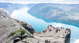 50-70% de descuento mejor lugar fábrica Ofertas de viajes a Noruega - Logitravel