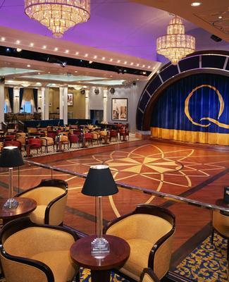 Galería de fotos y vídeos Queen Mary 2, Cunard - Logitravel