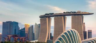 Thailandia, Indonesia e Singapore