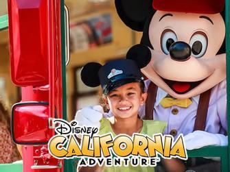 Parque Disney California Adventure®